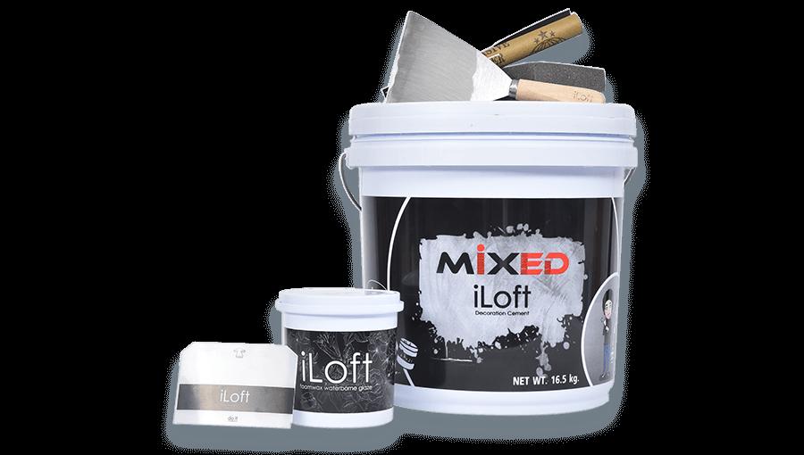 iLoft Mixed