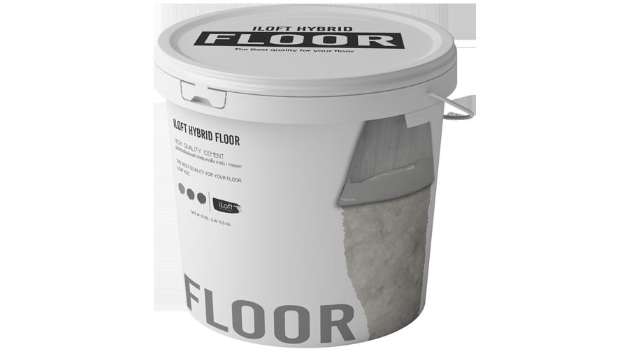 iLoft Hybrid Floor